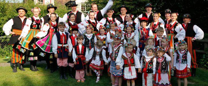 Sponsoring Polonijnego Zespołu Tańca LASOWIACY