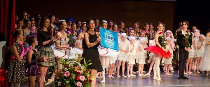 Wsparcie rozwoju Studia Baletowego Lailii Arifuliny w Rzeszowie