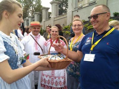LASOWIACY na XVII Festiwalu Polonijnych Zespołów Folklorystycznych w Rzeszowie